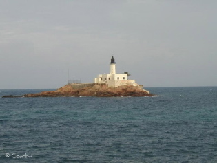 Le phare d'arzew